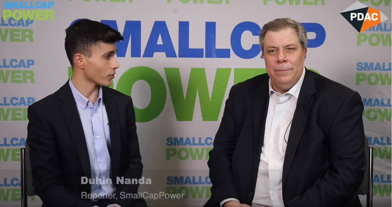 SmallCap Power interview by Duhin Nando with Derek Wood of TOCVAN Ventures Corp at PDAC
